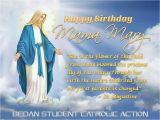 Happy Birthday Virgin Mary Quotes Bedsca On Twitter Quot today We Celebrate the Nativity Of the