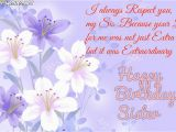 Happy Birthday Wishes for A Sister Quotes Happy Birthday Wishes for Sister Quotes Images and