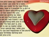 Happy Birthday Wishes for Boyfriend Quote Birthday Quotes for Boyfriend Image Quotes at Hippoquotes Com