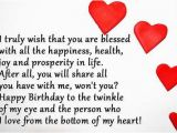 Happy Birthday Wishes for Boyfriend Quote Happy Birthday Quotes for Lover Boyfriend Romantic