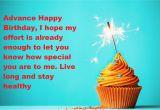 Happy Birthday Wishes In Advance Quotes Happy Early Birthday Wishes Advance Birthday Quotes