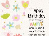 Happy Birthday Wishes Quotes for Aunty 100 Ways to Say Happy Birthday Aunt Best Wishes Quotes