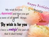 Happy Birthday Wishes Quotes for Aunty Birthday Wishes for Aunt Quotes and Messages for Aunty