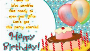 Happy Birthday Wishes Quotes for Children Birthday Wishes for Kids 365greetings Com