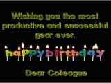 Happy Birthday Wishes Quotes for Colleague 90 Best Happy Birthday Wishes for Colleagues