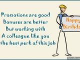 Happy Birthday Wishes Quotes for Colleague Birthday Wishes for Colleagues Quotes and Messages