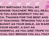 Happy Birthday Wishes Quotes for Teacher Teacher Happy Birthday Wishes and Quotes Happy Birthday