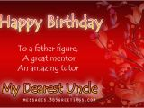 Happy Birthday Wishes Quotes for Uncle Happy Birthday Uncle 365greetings Com