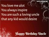 Happy Birthday Wishes Quotes for Uncle Happy Birthday Wishes for Uncle Quotes and Images
