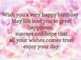 Happy Birthday Wishes Small Quotes Cute Birthday Messages