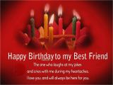Happy Birthday Wishes to My Best Friend Quotes Happy Birthday to My Best Friend Pictures Photos and