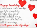 Happy Birthday Wishes to My Wife Quotes Birthday Wishes for Wife