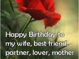Happy Birthday Wishes to My Wife Quotes Happy Birthday Wife Images