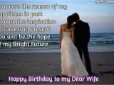Happy Birthday Wishes to My Wife Quotes Happy Birthday Wishes for Wife Quotes Images and Wishes