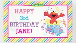 Happy Birthday Yard Banners Happy Birthday Indoor Outdoor Banners Zazzle Co Uk