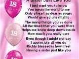 Happy Eighteenth Birthday Quotes 18th Birthday Poems Quotes Quotesgram