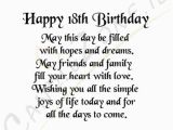 Happy Eighteenth Birthday Quotes 18th Birthday Quotes for Girls Quotesgram