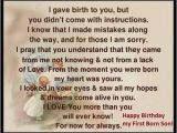 Happy First Birthday son Quotes Happy Birthday to My First Born son Wishesgreeting