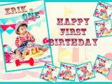Happy First Birthday to My Baby Boy Quotes Happy 1st Birthday Boy Quotes Quotesgram