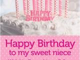 Happy First Birthday to My Niece Quotes 110 Happy Birthday Niece Quotes and Wishes with Images