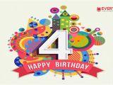Happy Fourth Birthday Quotes Happy 4th Birthday 4th Birthday Wishes Happy 4th