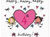 Happy Fourth Birthday Quotes Happy Happy Happy 4th Birthday Juicy Lucy Designs