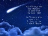 Happy Heavenly Birthday Quotes Your Birthday In Heaven Heavens Birthdays and Star