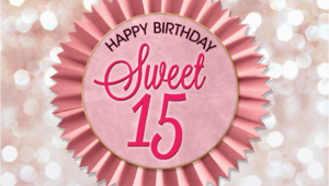 Happy Sweet 15 Birthday Quotes 36 15th Birthday Wishes