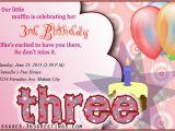 Happy Third Birthday Quotes 3rd Birthday Invitations 365greetings Com
