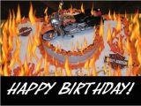 Harley Davidson Birthday Cards for Facebook Harley Davidson Birthday Cards Motorrad Fxstc 96