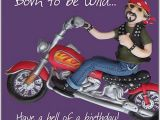 Harley Davidson Birthday Cards for Facebook Mens Boys Fun Birthday Card Harley Davidson Style