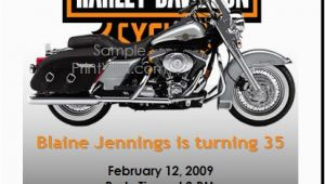 Harley Davidson Birthday Invitations Dinnissa 39 S Blog to Make Inexpensive Decorations You Will