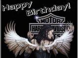 Harley Davidson Happy Birthday Meme Happy Birthday Harley Davidson Angel Verjaardagspins