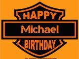 Harley Davidson Happy Birthday Meme Happy Birthday Michael Happy Birthday Memes Pics
