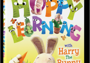 Harry the Bunny Birthday Invitations Inspired by Savannah Great Easter Basket Ideas for Fans