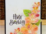 Hawaiian Birthday Card Images Wizard 39 S Hangout Hawaiian Hibiscus Birthday Card