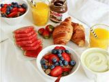 Healthy Birthday Gifts for Him Breakfast In Bed Breakfast with My Baby Breakfast