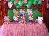 Hello Kitty Birthday Decoration Ideas Decoration Party Party Favors Ideas