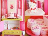 Hello Kitty Birthday Decoration Ideas Hello Kitty Japanese Kara 39 S Party Ideas