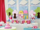 Hello Kitty Birthday Decoration Ideas Hello Kitty Party Perfect for A Sweet 16 B Lovely events