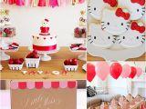 Hello Kitty Birthday Decorations Ideas Hello Kitty Birthday Party Ideas
