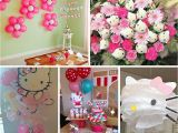 Hello Kitty Birthday Decorations Ideas Hello Kitty Party Ideas Girls Party Ideas at Birthday In