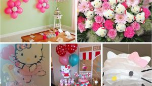 Hello Kitty Birthday Decorations Ideas Hello Kitty Party Ideas Girls Party Ideas at Birthday In