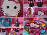 Hello Kitty Birthday Decorations Ideas Hello Kitty Party Ideas Rebecca Autry Creations