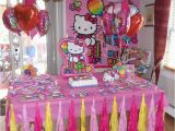 Hello Kitty Birthday Decorations Ideas Hello Kitty Party Party Decorations by Teresa