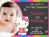 Hello Kitty Birthday Invitation Maker Hello Kitty Birthday Invitations Hello Kitty Birthday