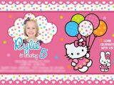 Hello Kitty Birthday Invites Hello Kitty Birthday Invitations Ideas Bagvania Free
