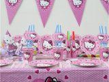 Hello Kitty Decoration Ideas Birthday 1pack 40pcs Hello Kitty Kids Birthday Party theme
