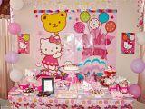 Hello Kitty Decoration Ideas Birthday 33 Hello Kitty Birthday Party Ideas Table Decorating Ideas