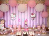 Hello Kitty Decoration Ideas Birthday Hello Kitty Birthday Party Ideas Pink Lover